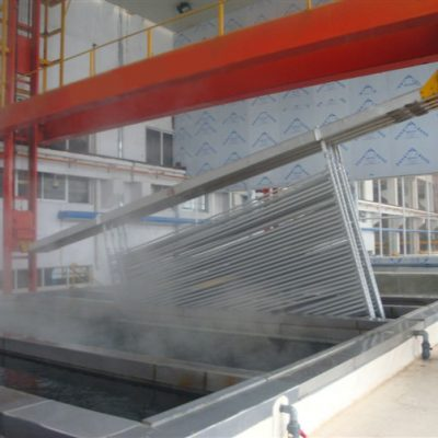 Chemical Cleaning Line 01