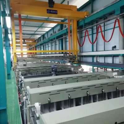 Ultrasonic Cleaning Line 02