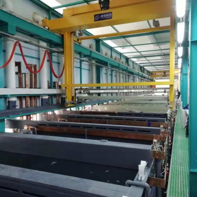 Ultrasonic Cleaning Line 03