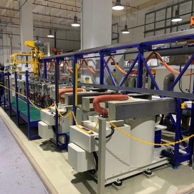 Water Cleaning Line 02